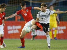 DFB-Elf unterliegt Österreich: Maric stets zur Stelle