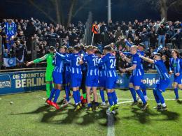 Achtelfinale dank Zografakis: Herthas U 19 besiegt PSG