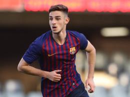 Aus im Achtelfinale: Barça zeigt Hertha die Grenzen auf