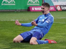 4:2 gegen Real! Hoffenheim stürmt ins Halbfinale