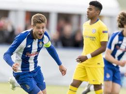 3:1 gegen Chelsea: FC Porto gewinnt die Youth League
