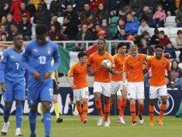 Auf ein Neues: Niederlande triumphiert wieder