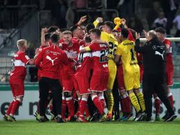 Egloff schießt Stuttgart zum Pokalsieg