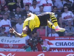 Furioses Finale: Besong beschert Dortmund den Titel