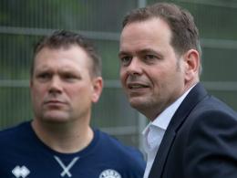 Lottner und Stögers Co-Trainer Kandidaten bei der Fortuna?