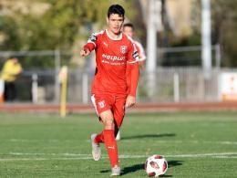 Bis 2021: Landgraf bleibt beim Halleschen FC