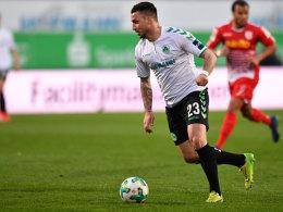 Sararer schließt sich dem Karlsruher SC an