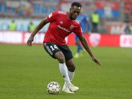 Transfer vollzogen: Uerdingen verpflichtet Osawe