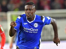 Grimaldi-Ersatz: TSV 1860 holt Bielefelds Owusu