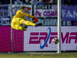 Schulze Niehues fliegt weiter für Preußen Münster