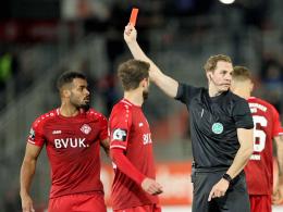 Würzburgs Ofosu-Ayeh für drei Spiele gesperrt