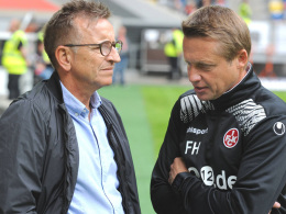 Meier holt Heinemann als Co-Trainer nach Uerdingen