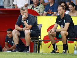 Hübscher verlässt Werder und übernimmt Münster