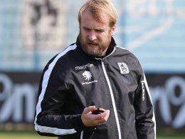 TSV 1860: Bierofka erwartet ein