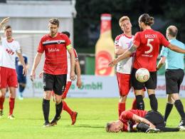 Kölner Duell im Pokal: Viktoria gegen Fortuna