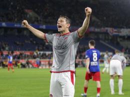 FCK-Trainer Hildmann: