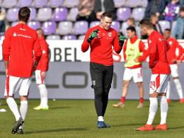 Halle: Müller verlängert - Lindenhahn zwei Spiele gesperrt