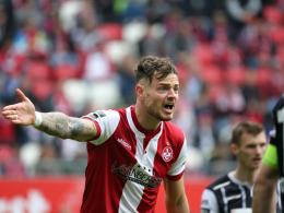 FCK-Coach Hildmann kritisiert Torjäger Thiele ganz offen