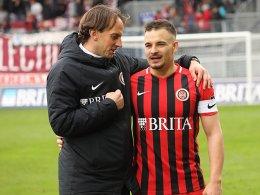 Mrowca: Mit höherer Qualität in die 2. Bundesliga