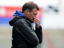 Haching-Coach Schromm: