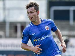 Hansa Rostock: Saison-Aus für Scherff