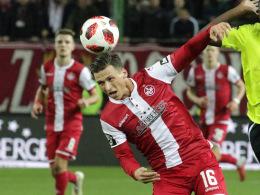 Bergmann steht dem FCK wieder zur Verfügung
