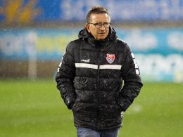 Norbert Meier klagt gegen den KFC Uerdingen