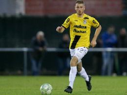 Zwickau verpflichtet Jensen aus Düdelingen