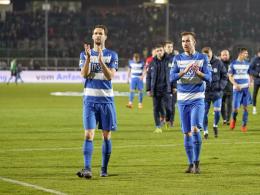 Meppen kämpft um Torjäger Proschwitz und Komenda