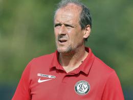 Neuer Trainer: Seitz übernimmt den VfR Aalen