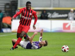 Relegation: Wehen verzichtet auf Ingolstadt-Leihgabe Diawusie