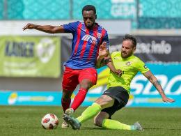 Uerdingens Traum vom DFB-Pokal: Vogel setzt auf Osawe