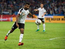 Gouaida wechselt von Sandhausen nach Mannheim