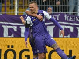 VfL behauptet die Spitze: Trapp trifft doppelt