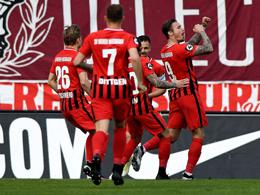 Schäffler und Schmidt schießen Wiesbaden auf Rang zwei