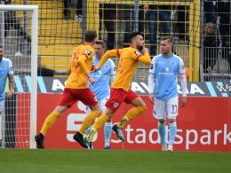 Dadashovs Treffer beendet Münsters Auswärtsmisere