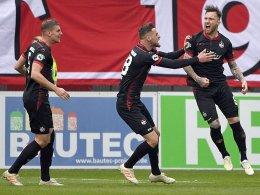 Löhmannsröben entreißt Cottbus den Sieg