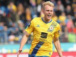 Düker rettet Braunschweig einen Punkt