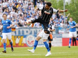 Zum Abschied aus Liga 3: Sliskovic kontert Bülows Führung