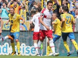 Pfitzner sichert Braunschweig die 3. Liga