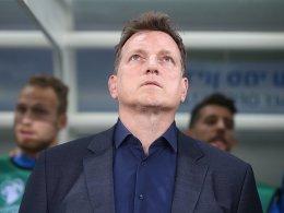 Herzog und der ÖFB: Besonderes Spiel
