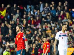 Von wegen dreckig: Torschütze King schwärmt von Ramos' Art