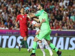 Zwei Heimspiele, zwei Punkte: Portugal patzt auch gegen Serbien