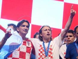Mit Brekalo: Verjüngte Kroaten gegen die Geister aus Elche