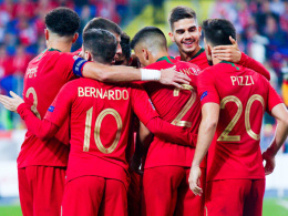 Piateks Polen-Premiere - doch Portugal gewinnt