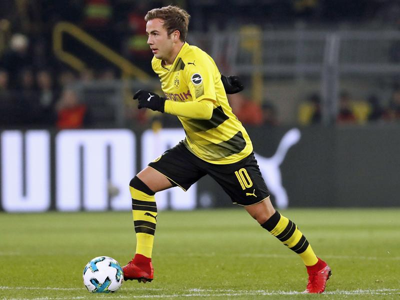 9ebe43b7a218fa Mit Mario Götze kann Borussia Dortmund in Berlin nicht verlieren ...