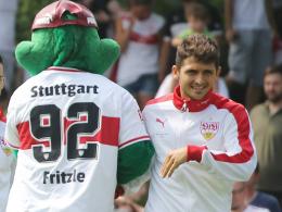 VfB lässt Zimmermann ziehen, schlechte Karten für Kopacz
