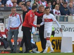VfB-Schock: Donis fällt lange aus