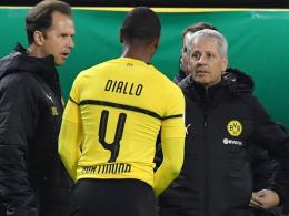 Diallo vergrößert Dortmunds Engpass in der Defensive