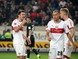 Deutliche Defizite: Der VfB hat ein Fitnessproblem